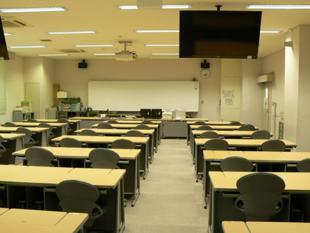 香川高等専門学校高松キャンパス校内画像